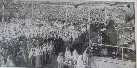 Fr Peyton 1954 Rally