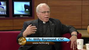 Father Willy Raymond speaking about the work of Venerable Patrick Peyton on EWTN