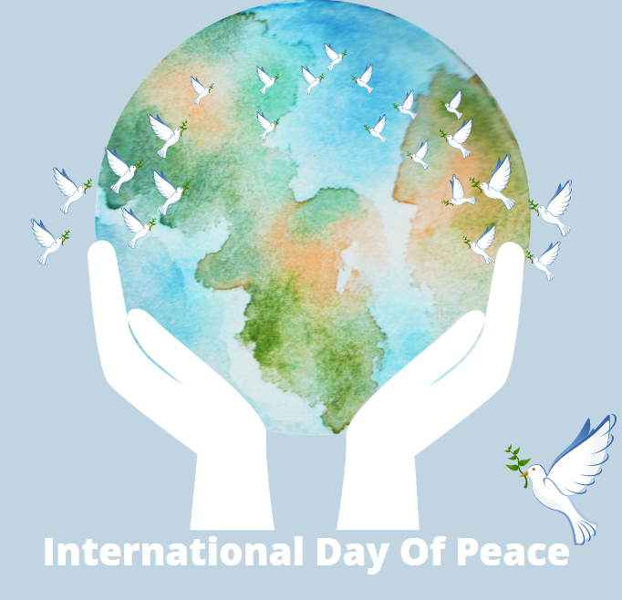 """Venerable Patrick Peyton shared his message of Peace, Family Unity & Prayer all over the world. We remember this message today, International Day of Peace 2020 """"A World at Prayer is a World at Peace"""".."""